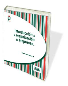 Libro Introducción a la organización de empresas