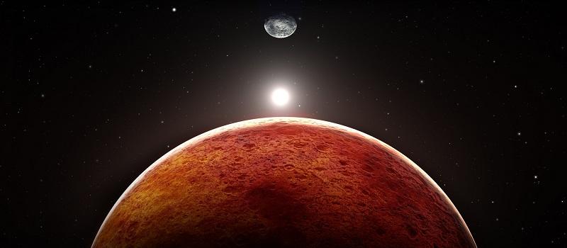 La economía de Marte