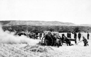 Artillería republicana