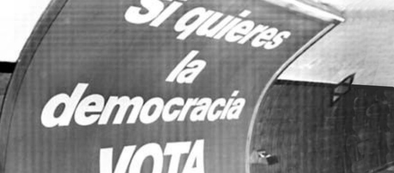 Cuarenta años de la Ley que abrió las puertas de nuestra democracia