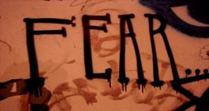 Fear-Graffiti Flickr